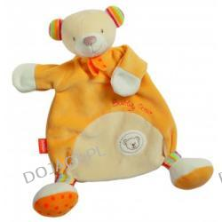 Pacynka Niedźwiadek pomarańczowy Fehn
