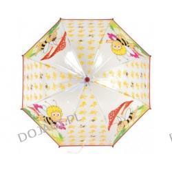 Parasolka Pszczółka Maja przeźroczysta