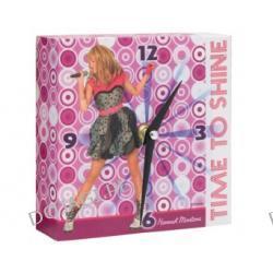 Zegar ścienny Hannah Montana