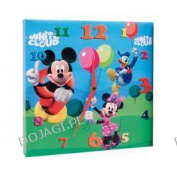 Zegar ścienny Myszka Mickey i Przyjaciele