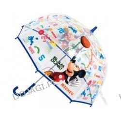 Parasolka Myszka Mickey przeźroczysta