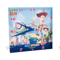 Zegar ścienny Toy Story