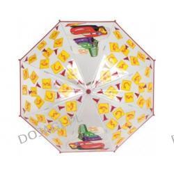 Parasolka Cars przeźroczysta