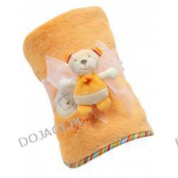Ręczniczek kąpielowy Niedźwiadek pomarańczowy Fehn
