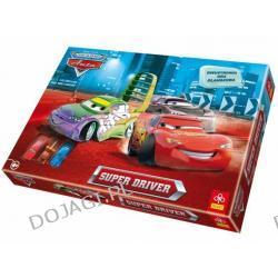 Cars - Auta Super Driver gra Trefl