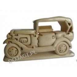 Drewniane puzzle 3D - Datsun 1