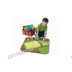 Wielofunkcyjny kuferek z zabawkami - Farma