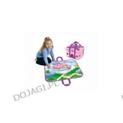 Wielofunkcyjny kuferek z zabawkami-Baśniowy Zamek