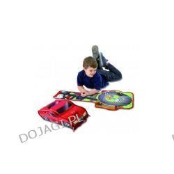 Wielofunkcyjny kuferek - Samochód Wyścigowy