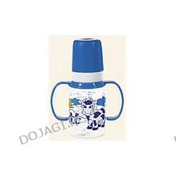 Butelka 120 ml. dekor. z uchwytem