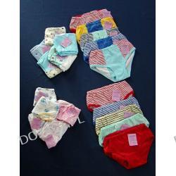 Majtki niemowlęce bawełna 80-86