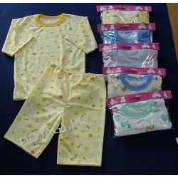 Piżama letnia bawełna 92-110