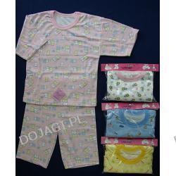 Piżama letnia bawełna 116-128