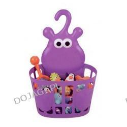 Koszyk wiszący na kąpielowe zabawki - Hipcio