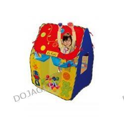Magiczny namiot (sklep,20 piłek i torba)