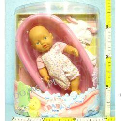 """Lalka ZAPF """"MY LITTLE"""" BABY BORN W WANIENCE"""
