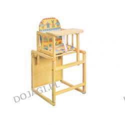 Krzesełko wielofunkcyjne AGNIESZKA I sosna