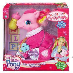 KUCYK INTERAKTYWNY SŁONECZKO My little pony