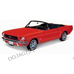 FORD MUSTANG CONVERTIBLE 1964   model 1:18