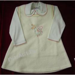 Sukienka z termo-frotty GABI III 68-86