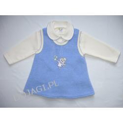 Sukienka z termo-frotty GABI VI 68-86