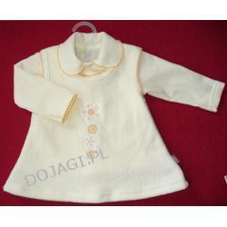 Sukienka z termo-frotty GABI VIII 92-98