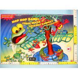 Skaczące żabki gra Mattel