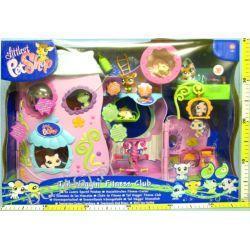 FITNES CENTER - LITTLE PET SHOP Hasbro