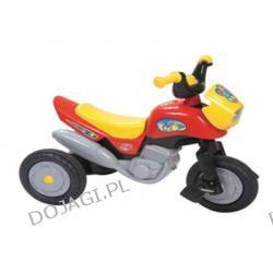Rowerek trójkowowy - Motocykl