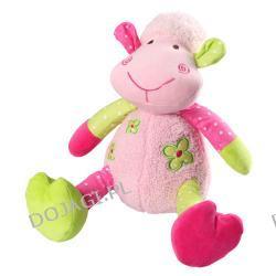 Zabawka welurowa z grzechotką OWIECZKA mała Baby Ono