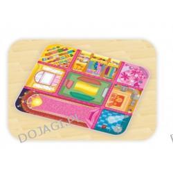 Kuferek mini wielofunkcyjny z zabawkami - Pałac Zip Bin