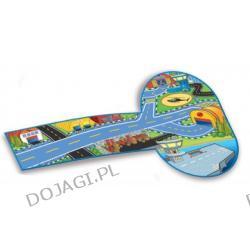 Kuferek wielofunkcyjny z zabawkami - Lotnisko Zip Bin
