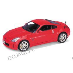 NISSAN 350Z - 2003 MODEL WELLY 1:18