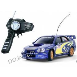 SUBARU IMPREZA WRC  MODEL 1:34 STER NA RADIO WELLY