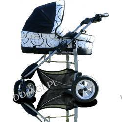 Wózek Mikado OX-FORD + fotelik z adapterem