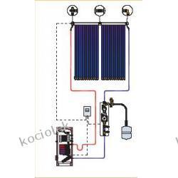 CosmoSUN Select 2 x 1.70 + Fish 200 S2 Pakiet solarny