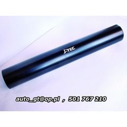 Rura dolotu aluminiowa BLACK 77 x500 mm