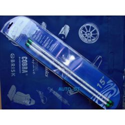2 X TUBY15' NEONY 36 led  ZIELONE 37,5 cm