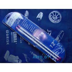 2 x TUBY NEONY 12' 30 cm FIOLET UV 30 led