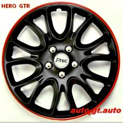 Kołpaki HERO GTR 13 14 emblem MazdaRENO CITROEN 15