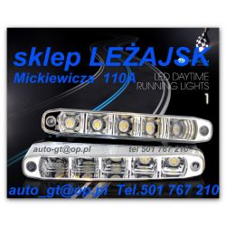 Światła do jazdy dzienne LED M-tech Oryginał !