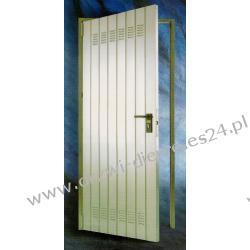 CLUB - Drzwi stalowe wewnętrzne wielofunkcyjne - idealne do piwnic i pomieszczeń technicznych